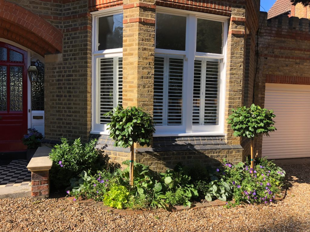 Long Ditton. Garden freshen-up